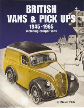 British Vans & Pick Ups 1945 - 1965
