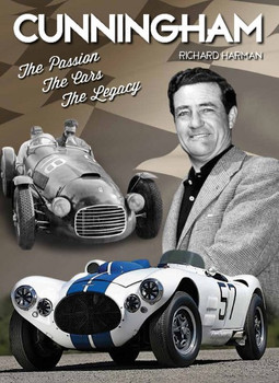 Cunningham - The Passion, The Cars, The Legacy (signed by the author)
