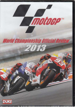 MotoGP 2013: Official Review DVD