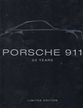 Porsche 911 50 Years Limited Edition