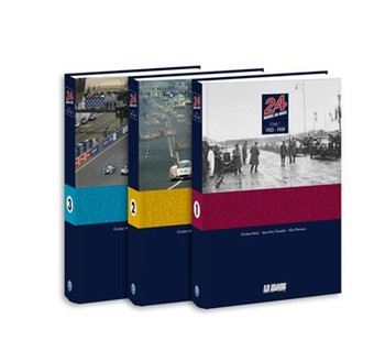 Encyclopedia of Le Mans 1923 - 2010