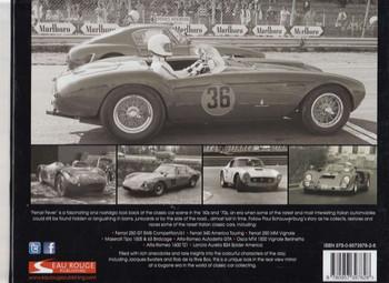 Ferrari Fever Back Cover