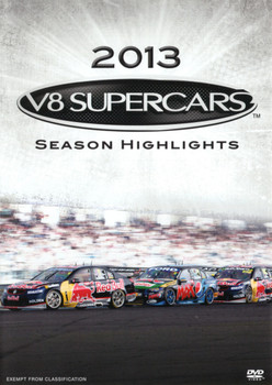 V8 Supercars 2013 Season Highlights DVD
