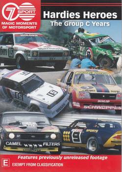 Hardies Heroes: The Group C Years DVD