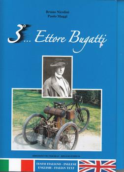 3... Ettore Bugatti