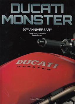 Ducati Monster 20th Anniversary