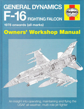 General Dynamics F-16 Fighting Falcon Workshop Manual