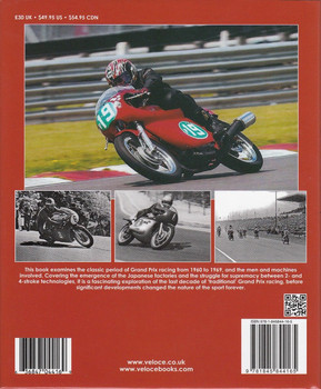 Motorcycle GP Racing in the 1960s Back Cover