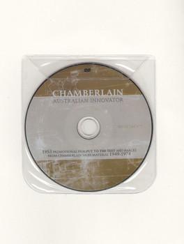 Chamberlain Australian Innovator DVD
