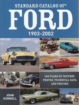 Standard Catalog of Ford 1903 - 2002