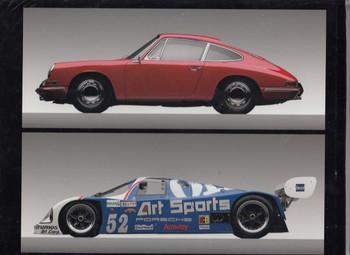 Porsche by Design: Seducing Speed Back Cover
