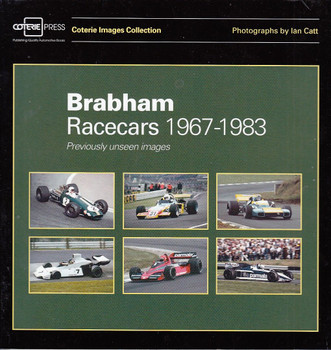Brabham Racecars 1967 - 1983 Previously Unseen Images