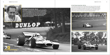 Brabham Racecars 1967 - 1983 Previously Unseen Images Inside