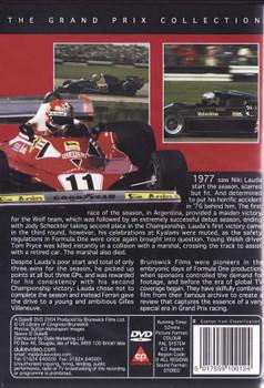 Formula One 1977: Lauda's Comeback DVD