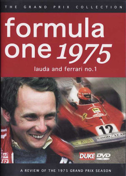 Formula One 1975: Lauda And Ferrari No.1 DVD