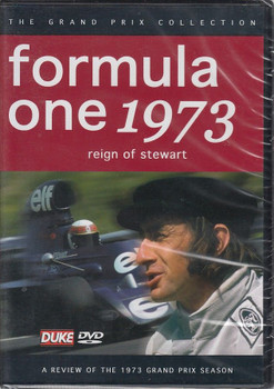Formula One 1973: Reign of Stewart DVD