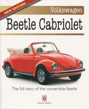 Volkswagen Beetle Cabriolet – The full story of the convertible Beetle