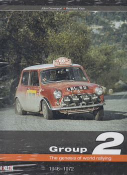Group 2 - The genesis of world rallying