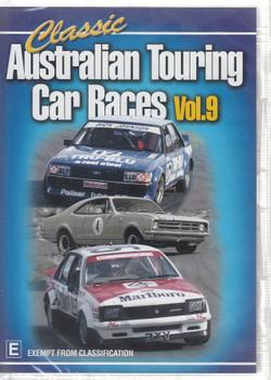 Classic Australian Touring Car Races Vol. 9 DVD