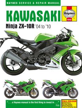 Kawasaki Ninja 600R 750R ZX600 ZX750 Service Repair Maintenance Shop Manual 1985-1997 CD-ROM