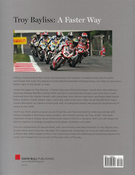 Troy Bayliss A Faster Way Back Cover