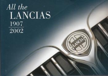 All the Lancias 1907 - 2002