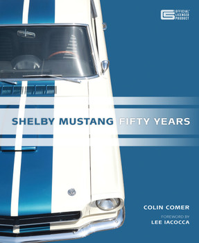 Shelby Mustang Fifty Years