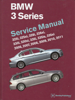 BMW 3 Series E90 E91 E92 E93 2006 - 2011 Workshop Manual