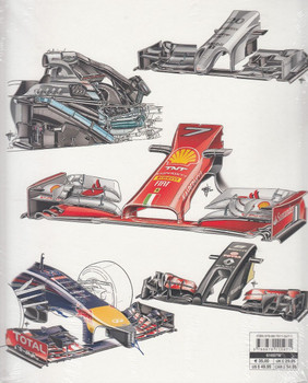 Formula 1 Technical Analysis 2013 - 2014 Back Cover