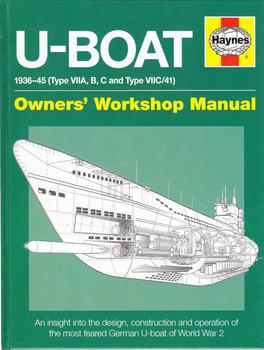 U-Boat 1936 - 1945 Owners' Workshop Manual