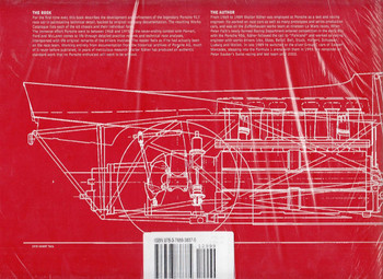 Porsche 917 Archive and Works Catalogue 1968 - 1975 Back Cover