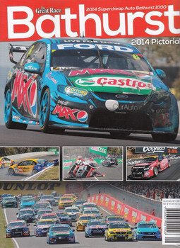The Great Race Bathurst 2014 Pictorial