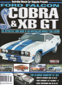 Ford Falcon Cobra & XB GT The Definitive Look Back at An Australian Muscle Car Legend