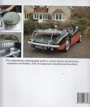Factory-Original Austin-Healey 100/6 & 3000 Back Cover