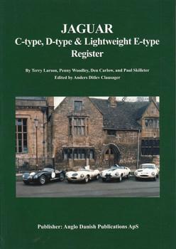 Jaguar C-type, D-type & Lightweight E-type Register