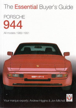 Porsche 944 All models 1982 - 1991: The Essential Buyer's Guide