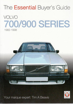 Volvo 700 / 900 Series 1982 - 1998: The Essential Buyer's Guide
