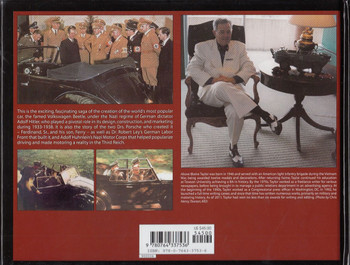 Volkswagen From Nazi People's Car to New Beetle: Hitler's Chariots Volume 3 Back Cover