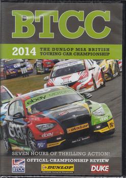 BTCC 2014 DVD