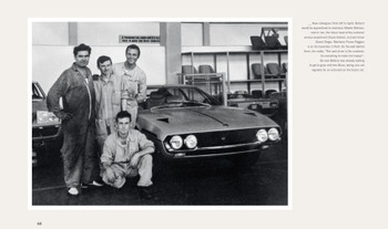 The Best Job in The World: Lamborghini Test Driver Valentino Balboni Sample Page