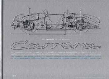 Porsche Carrera: And the Early Years of Porsche