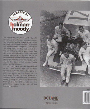 Holman Moody: The Legendary Race Team Back Cover