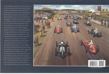 Silverstone's First Grand Prix 1948 - The Race on the Runways Back Cover