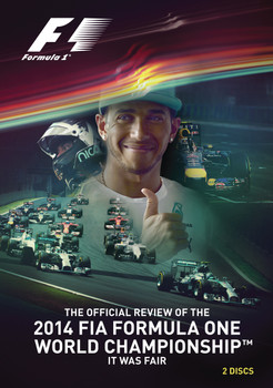 2014 FIA Formula One World Championship DVD