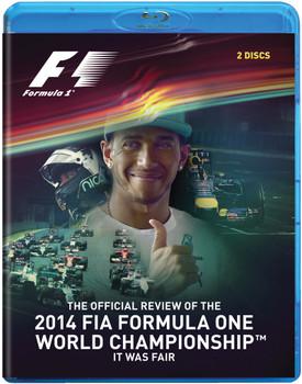 2014 FIA Formula One World Championship Blu-Ray