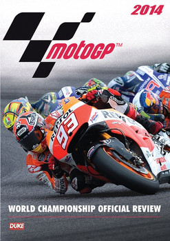 MotoGP 2014 - Official Review DVD (DMDVD1927)