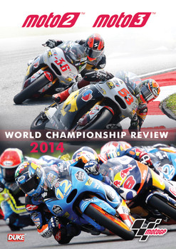 MotoGP 2/3 2014 Review DVD