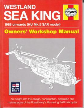 Westland Sea King 1988 onwards (HU Mk.5 SAR model) Owners' Workshop Manual