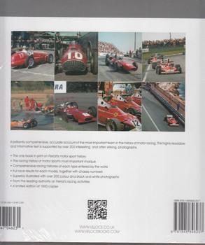 Grand Prix Ferrari: The Years of Enzo Ferrari's Power 1948 - 1980 Back Cover