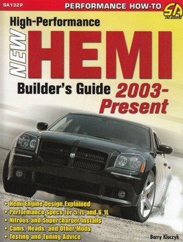High-Performance New HEMI Builder's Guide 2003 - Present